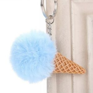 Accessories - Ice CREAM KEYCHAIN NEW